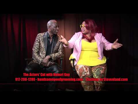"""THE ACTORS CUT"" with HUBERT GUY featuring REMA HARVELL"