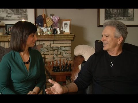 MAJOR CRIMES star TONY DENISON // EXCLUSIVE at-home interview w funny fan stories