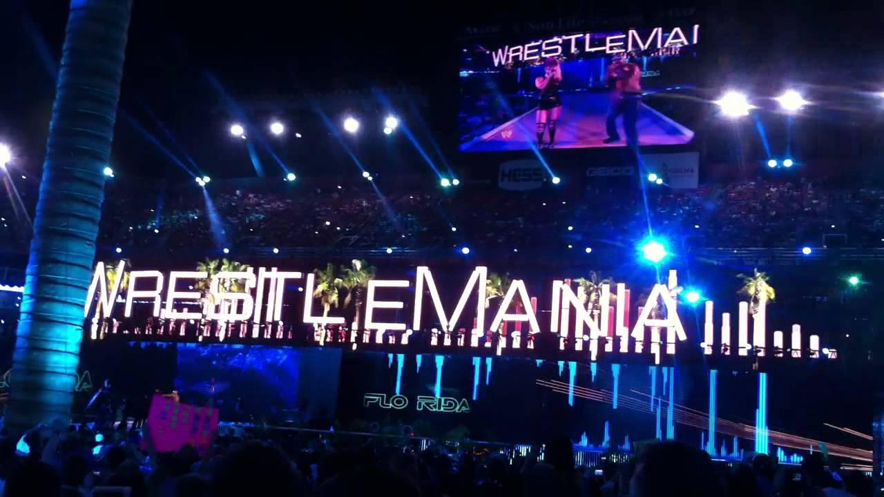 Download John Cena vs. The Rock - WrestleMania 28 Main Event Entrances