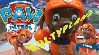 Обзор на игрушку Щенячий патруль щенок береговой спасатель Зума