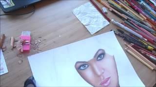 Drawing Beyonce