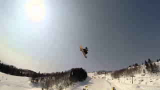 2014GALA湯沢で開催されたMURASAKI SPORTS PRESENTS AIRMIX SUPERSESSIO...