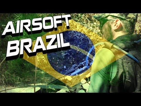 Airsoft in Brazil - A Growing Sport ( in English )