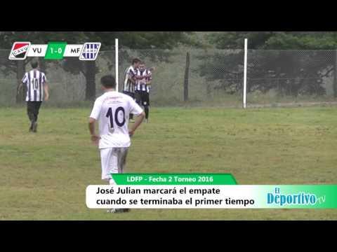 El Deportivo Tv P6-Primer bloque-Villa Unidas vs Martin Ferreyra