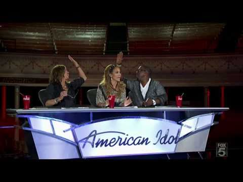 Paul McDonald  American Idol Audition  Maggie May