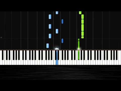 5 Seconds Of Summer  Amnesia  Piano Tutorial  PlutaX  Synthesia