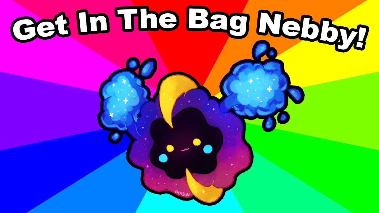 What is get in the bag nebby The meaning and origin of the Pokemon Sun and Moon meme