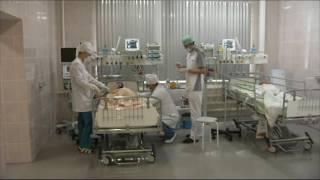 видео (ККБ) Краевая клиническая больница, Барнаул