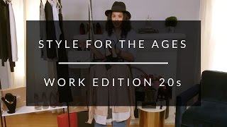 Style Tips for Women In Their 20s {Work Edition}