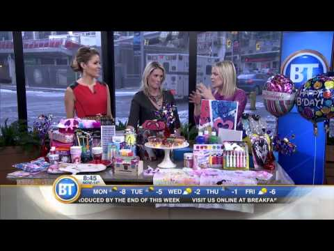 How to throw birthday parties on a budget