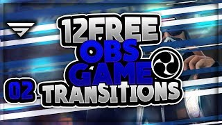 Download Free Obs Transition Template After Effect Seangraphicx MP3