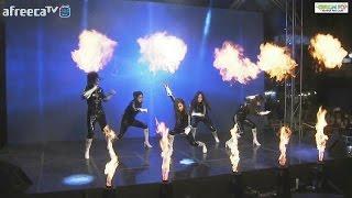 [中韓字幕] 크레용팝 ( Crayon Pop ) - FM @ 동대문 두타 앞 광장 (東大門DOOTA廣場)