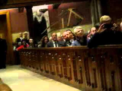 Buddhist Chant at Trinity Church