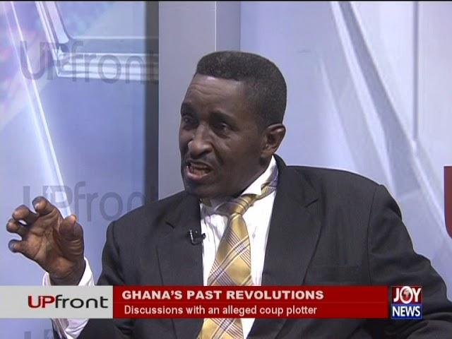 Ghana's Past Revolutions - UPfront on JoyNews (18-7-18)