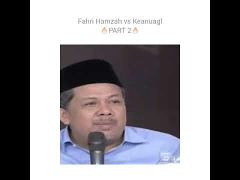 FAHRI HAMZAH *@fahrihamzah* (DPR) VS KEANU ANGELO *@keanuagl* ! NGAKAK ! 😂🤣 PART 2 [II] !