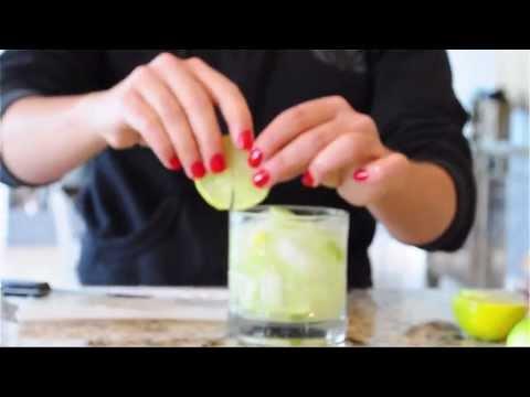 How To Make Caipirinha (the Brazilian Drink)
