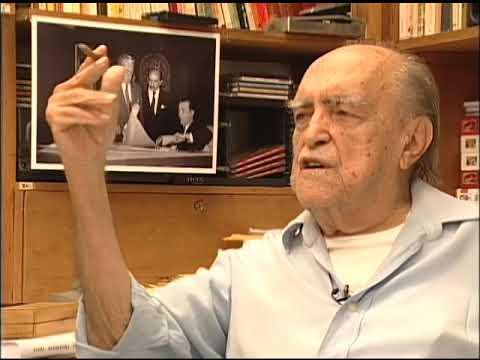 """Documentário """"Niemeyer - o traço e o tempo"""" [2006]"""