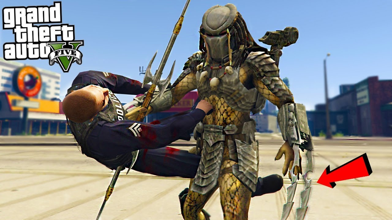 Ultimate Predator Mod Gta  Mods
