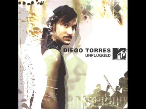 No Lo Soñe - Diego Torres(Unplugged) mp3