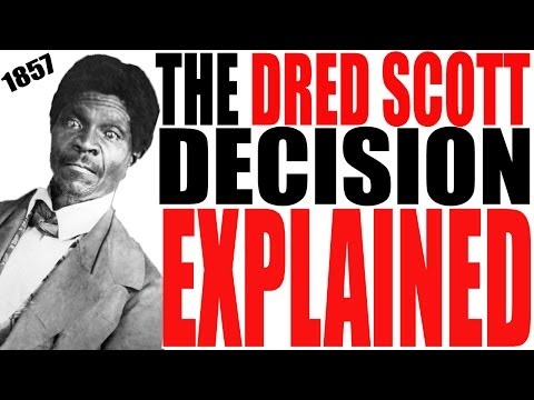 The Dred Scott Decision Explained: US History Review