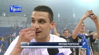 KOŠARKA BUDUĆNOST - TV VIJESTI 15.04.2018.