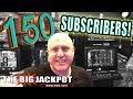 150,000 Live High Limit Slot Play Mega Booms| The Big Jackpot