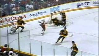 1989 Smythe Semi Canucks vs Flames (Part 3 of 3)