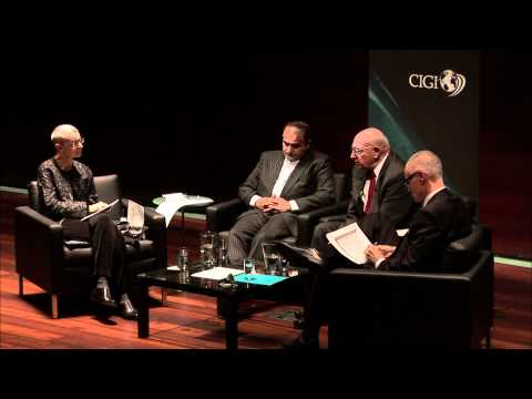 Signature Lecture: Iran and the West: A Dialogue of Ambassadors