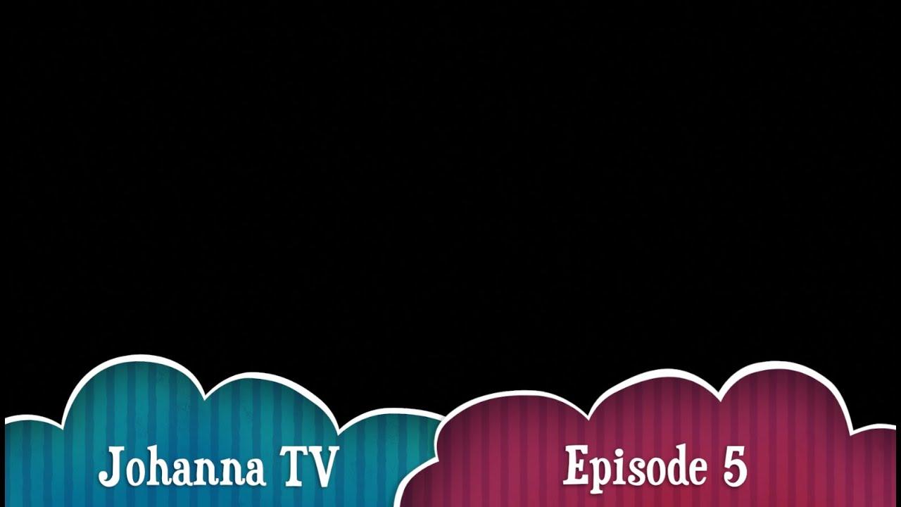 Johanna TV : Episode 5,  The poetry club - with Nia, Georgina, Cem, Amira, Ruby, Seren, Leah & Carla