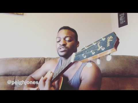 whats best for you trey songz cover by peigh jones