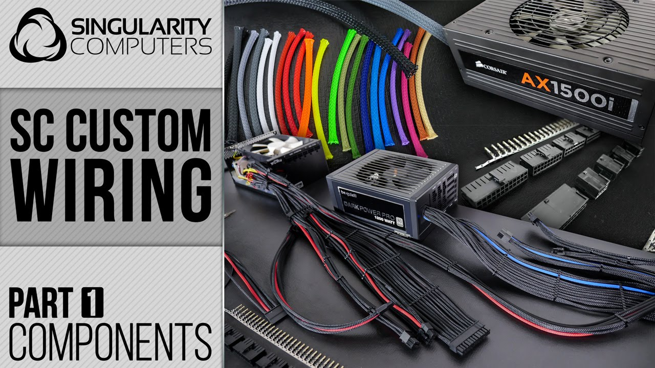 Custom Cables Guide #1 - YouTube