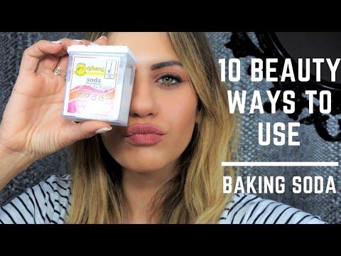 10 Beauty Ways to use Baking Soda!/ Souzanas Beauty Secrets