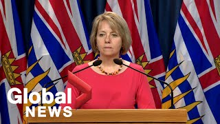 Coronavirus outbreak: B.C. records 2 new COVID-19-related deaths, raising death toll to 50 | FULL