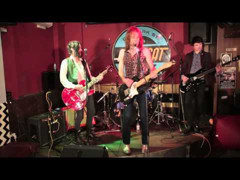 Bandter at the Alley Cat, November 2012: Pilot - Bubblegum Screw, 'Play Some F**king Stooges'