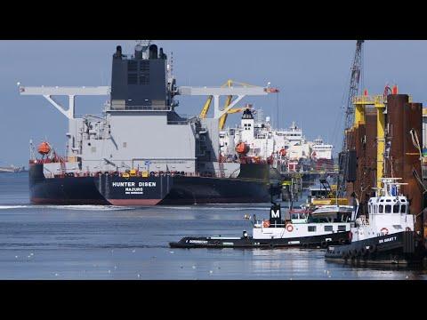 Download Shipspotting Rotterdam  24 08 2021