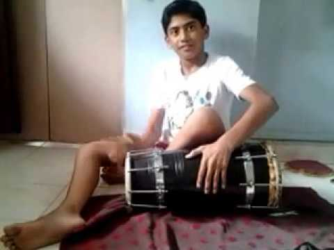 Dholki Class in Pune -Swanand Dholki video  at the age of Thirteen