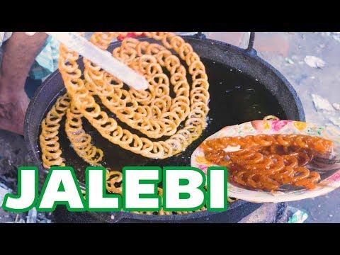 Jalebi Recipe| Street Food| Bangladeshi food