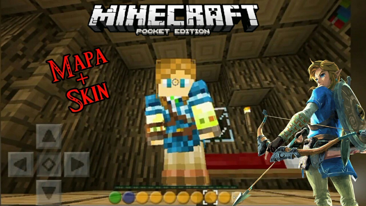 Minecraft Spielen Deutsch Skins Para Minecraft Pe Zelda Bild - Skins para minecraft pe zelda