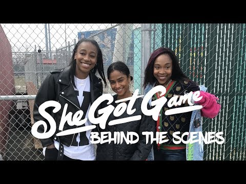 """c369fc01f194 Behind the Scenes of """"She Got Game"""" with Director Vashtie Kola and B R s  Female-Dominated Crew"""