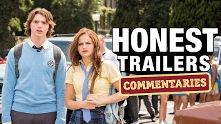 Honest Trailers Commentary | The Kissing Booth