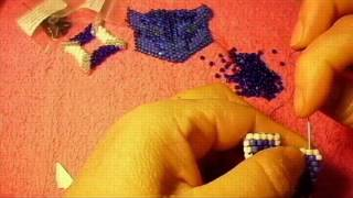Peyote stitch this patter is very cool i hope you love it like me#5