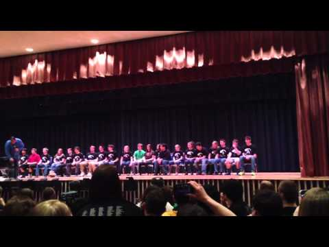 Abington Heights Hypnotist