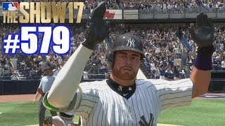 520-FOOT BOMB OUT OF TARGET FIELD! | MLB The Show 17 | Road to the Show #579