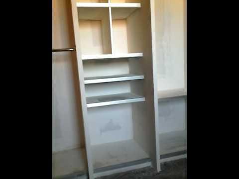 Closet de tablaroca italiano moderno 2017 youtube for Closet de tablaroca modernos