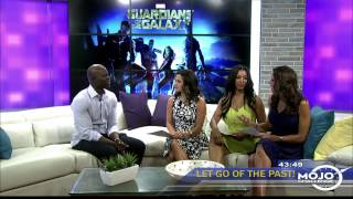 Interview With Djimon Hounsou of Guardians of the Galaxy
