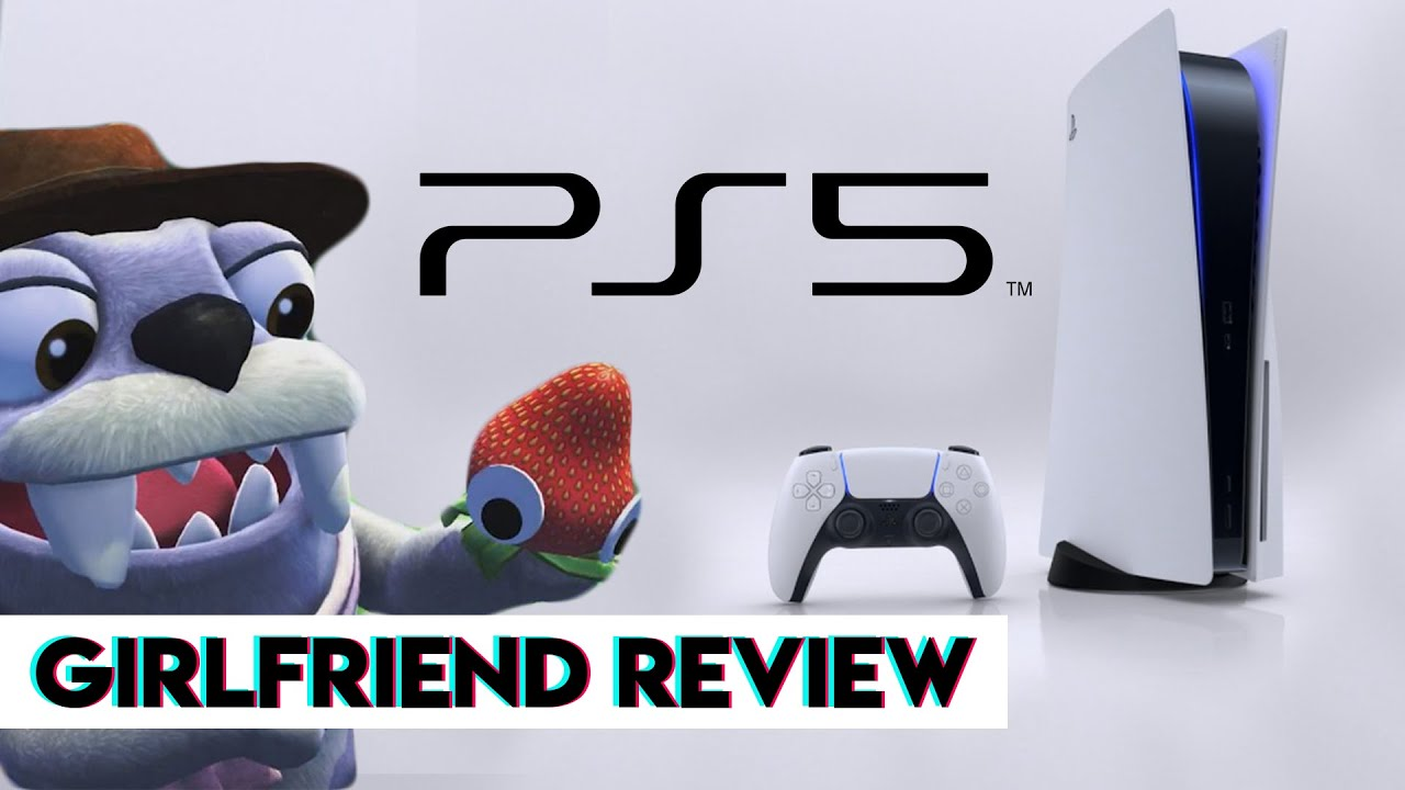 The Playstation 5 Reveal | Girlfriend Reviews