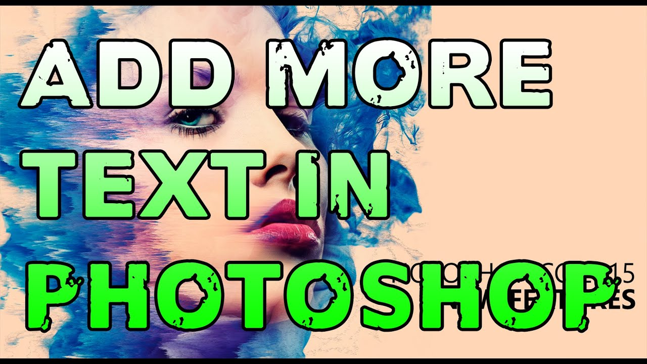 Windows 10 how to add fonts to photoshop youtube windows 10 how to add fonts to photoshop ccuart Choice Image