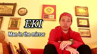 Michael Jackson - Man in the mirror (Cover by Eki)
