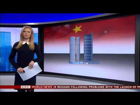 Alice Baxter - Presenter BBC World News,World Business Report 11/04/2014