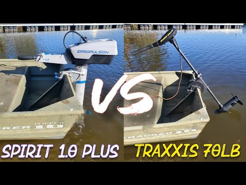 Electric Outboard VS Trolling Motor | ePropulsion Spirit 1.0